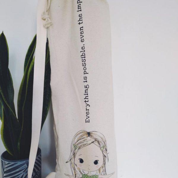 The Daisy Yoga Mat Bag