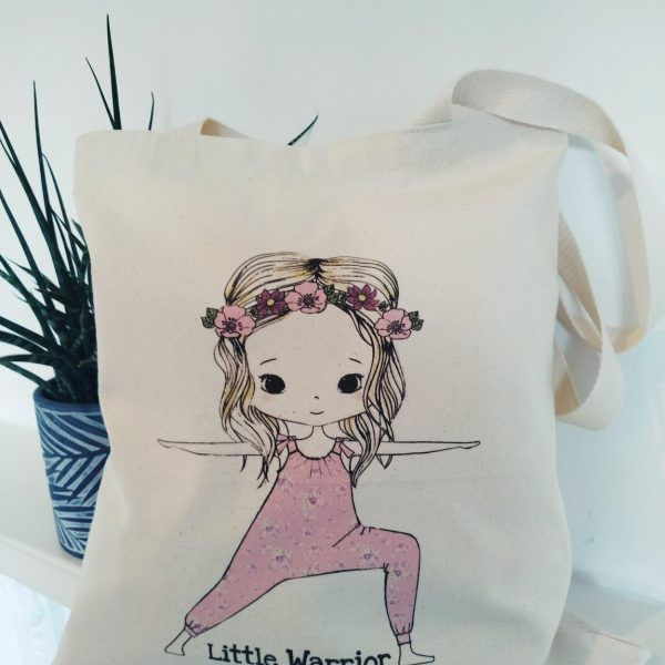 The Rosie Tote - Little Warrior.R